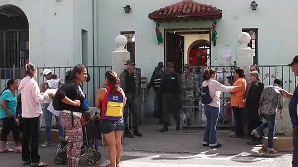 Venezuela: Alacsony választási részvétel