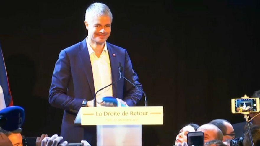 Wauquiez, nuevo líder conservador para una derecha alicaída
