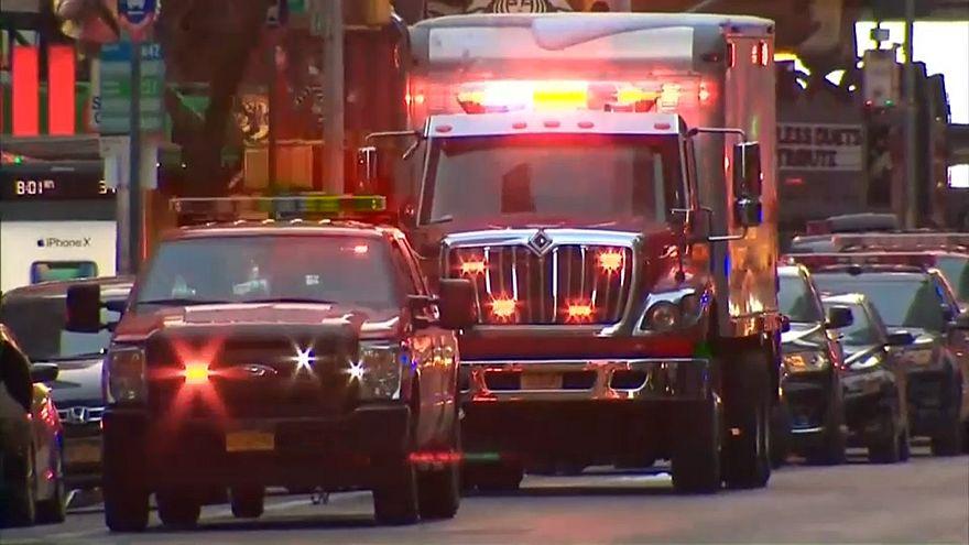 Explosão em Nova Iorque é tentativa de ataque terrorista
