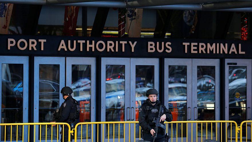 Point Authority Bus Terminal