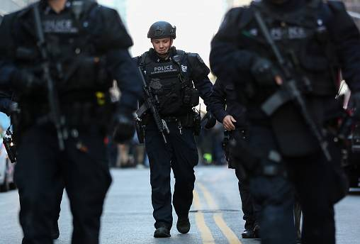 محاولة تفجيرية في نيويورك والقبض على المشتبه به