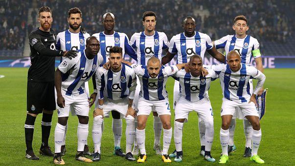 FC Porto a caminho de Liverpool