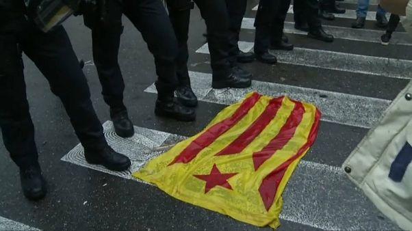 44 Kunstwerke sorgen für Auseinandersetzung mit Polizei in Katalonien