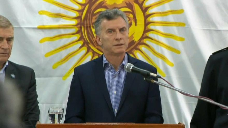Argentina: il Presidente Macri mette sotto accusa due ditte tedesche