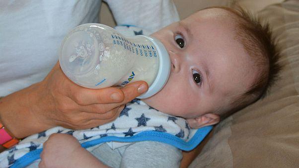 شیرخشک آلوده؛ تهدید جان نوزادان در فرانسه