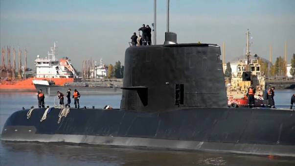 Submarino argentino: Empresas alemãs sob suspeita