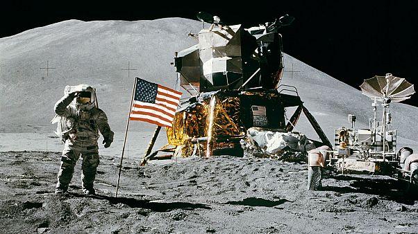 فرمان جدید دونالد ترامپ: سفر انسان به ماه