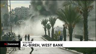 موجة احتجاجات الضفة الغربية لا تزال متأججة
