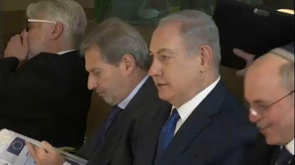 Απογοήτευση Νετανιάχου από την στάση της ΕΕ για την Ιερουσαλήμ