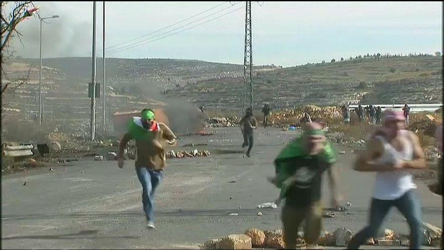 Палестина: новые столкновения на Западном берегу