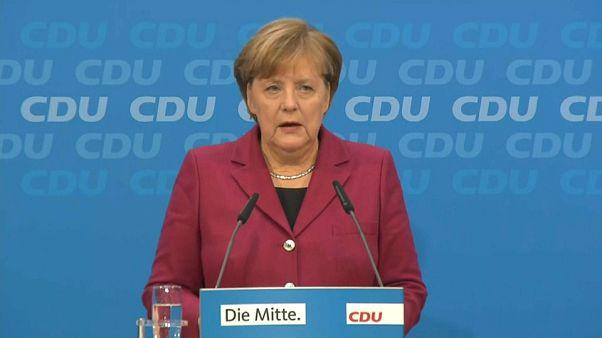 Regierungsbildung: Merkel will schnell agieren