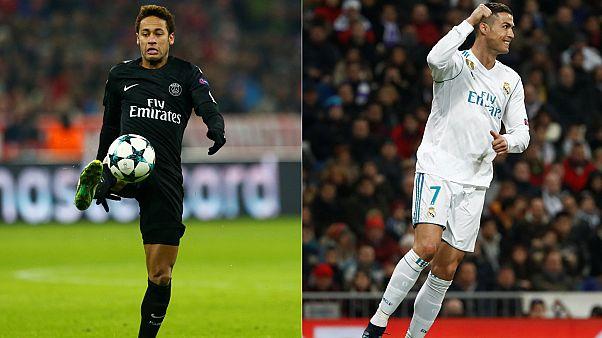 Huitièmes de finale de Ligue des Champions : le choc PSG-Real