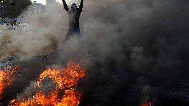 Filistinliler ile İsrail güçleri arasındaki çatışmalar