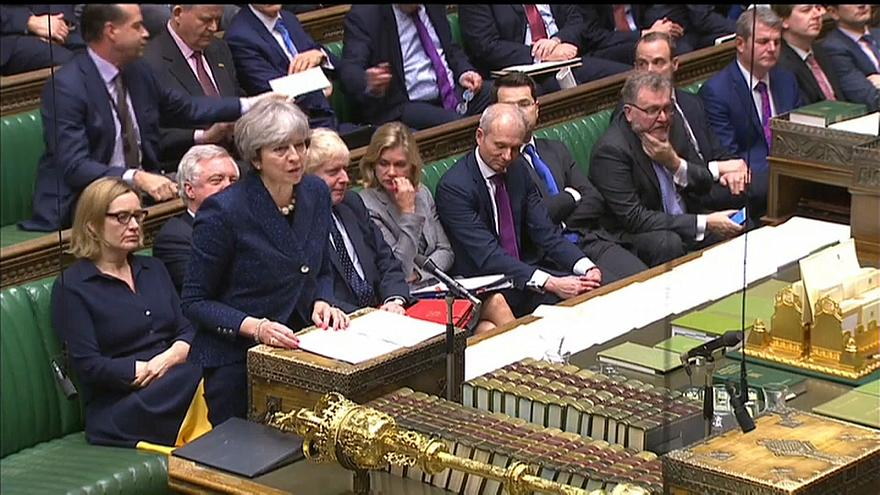 """Парламент присмотрит за """"брекситом"""""""