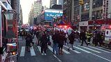 """""""Tentative d'attaque terroriste"""" à New York"""