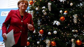 """Merkel defende diálogo rápido para conseguir """"governo estável"""""""