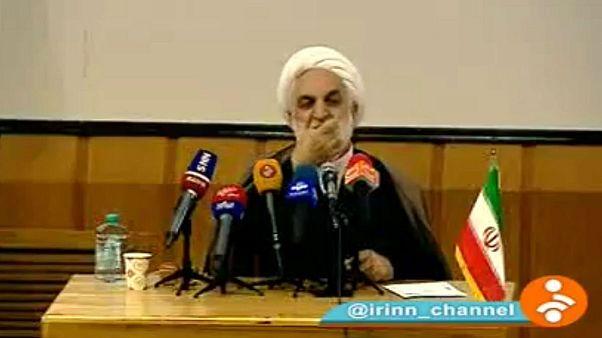 سوت بلبلی محسنی اژهای در جمع دانشجویان