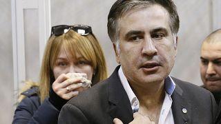 Ucraina: liberato l'ex presidente georgiano Mikhail Saakashvili