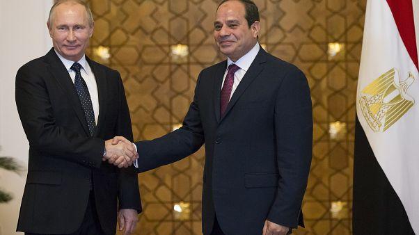 مصر توقع اتفاقا نوويا مع روسيا