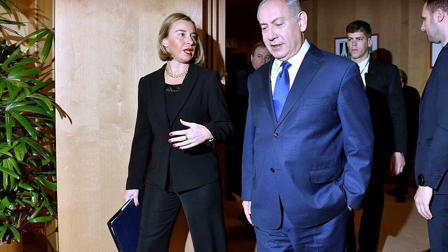 الاتحاد الأوروبي لنتنياهو: قرار ترامب بشأن القدس مرفوض