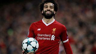 المصري محمد صلاح أفضل لاعب في أفريقيا عام 2017