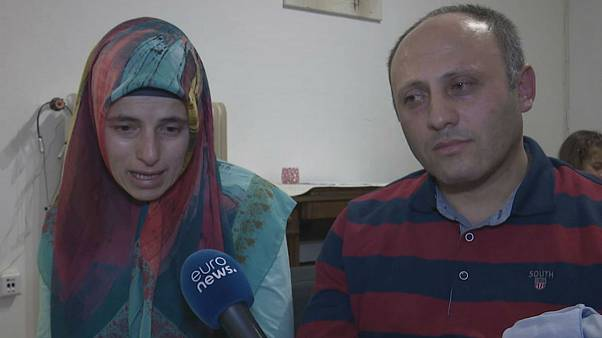 Turkish family forced to flee the country tells Euronews their story