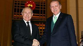 تركيا وروسيا تقتربان من ابرام صفقة صواريخ إس-400