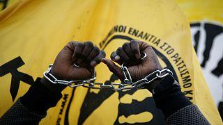 عفو بین الملل اروپا را به «همدستی» در برده داری پناهجویان در لیبی متهم کرد