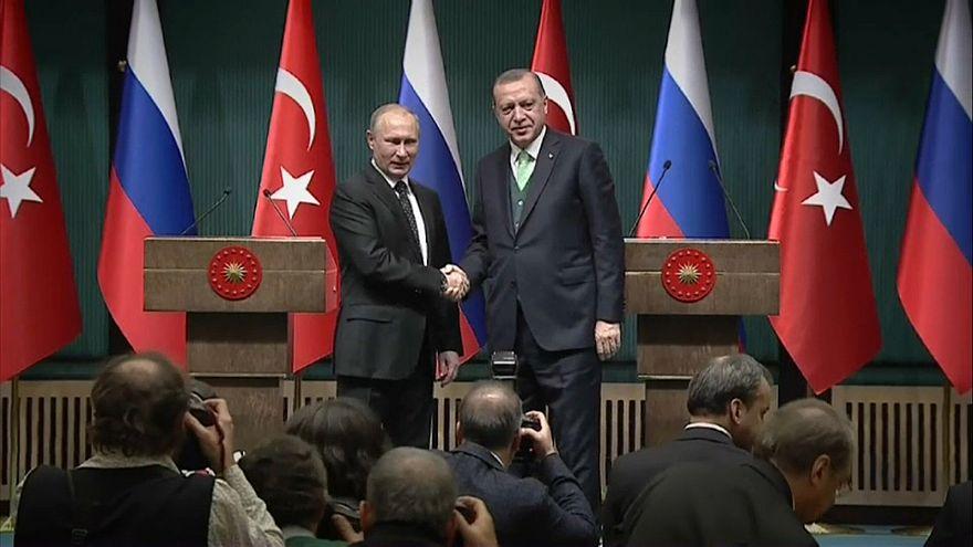 Путин и Эрдоган не поддержали Трампа