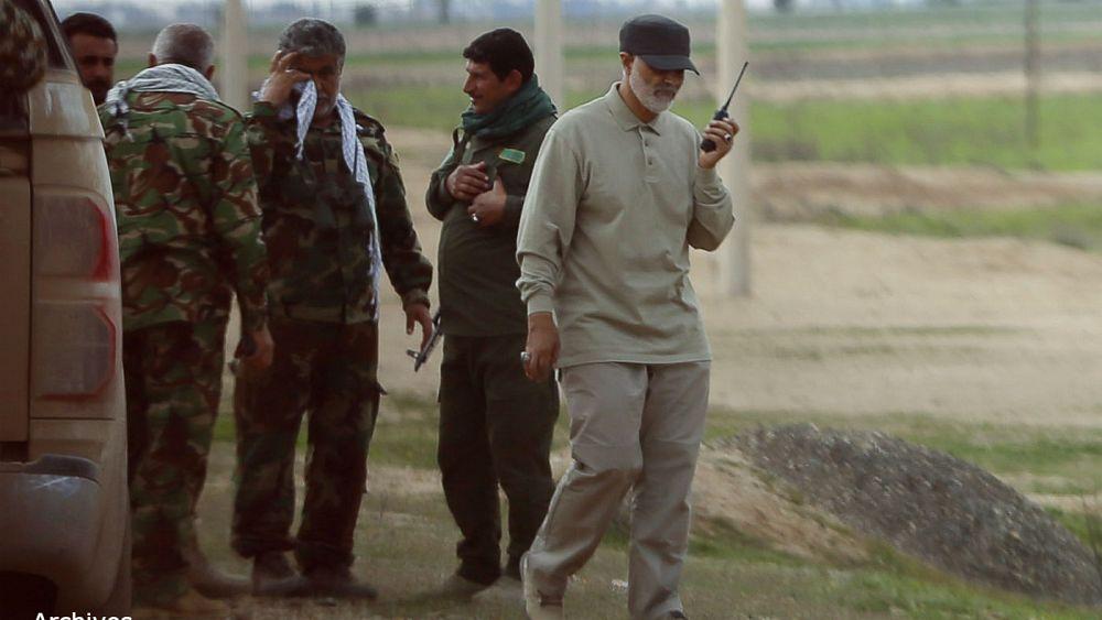 تماس تلفنی سردار سلیمانی با فرماندهان گروه نظامی فلسطین؛ «ایران آماده پشتیبانی است»
