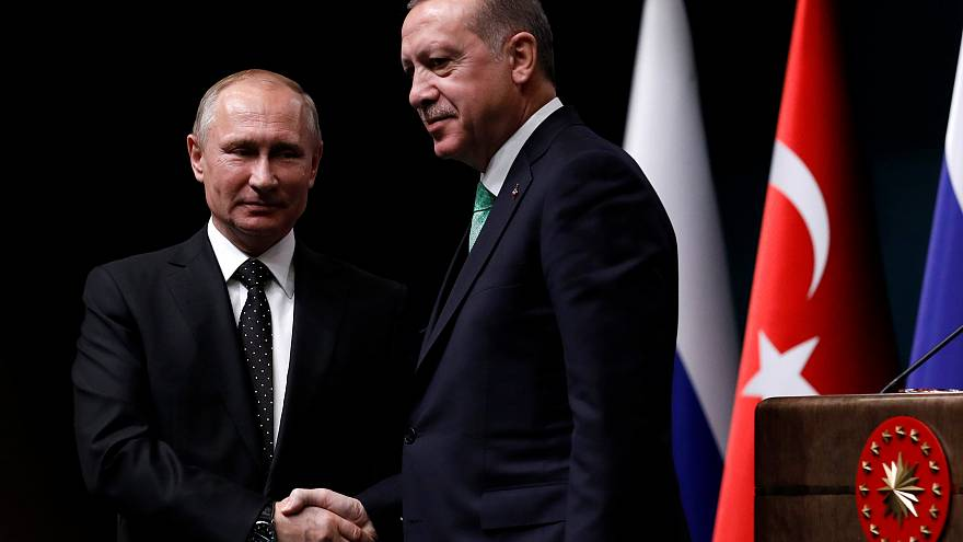 Putin e Erdoğan condenam reconhecimento de Jerusalém como capital de Israel