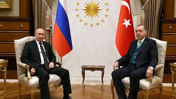 Su Gerusalemme Putin e Erdogan hanno un nuovo argomento d'intesa