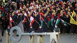 Cinquième jour de manifestations au Proche-Orient