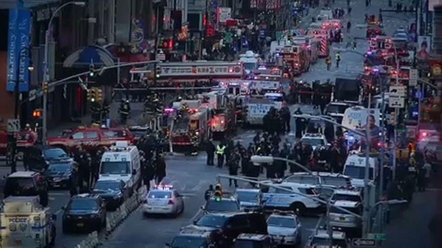 Zöldkártyája volt a New York-i robbantónak