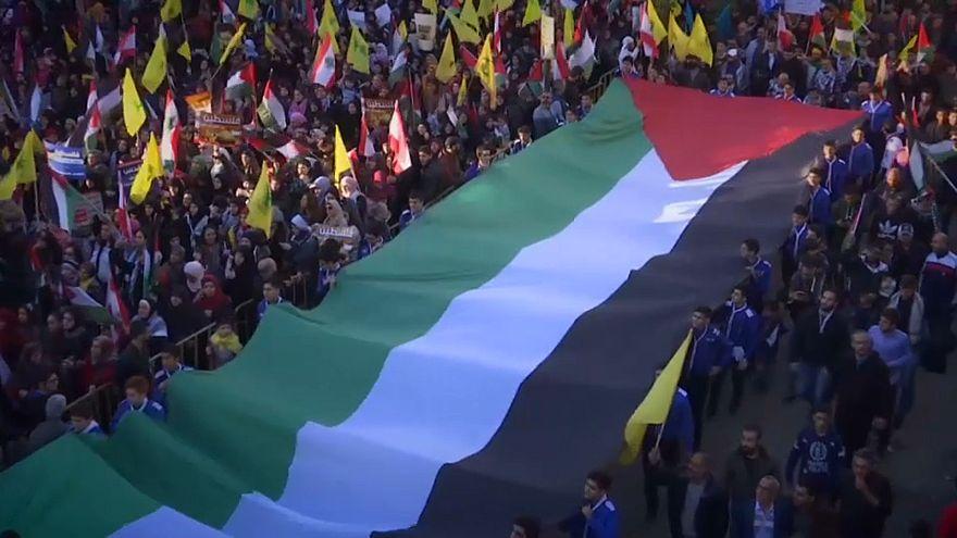Hizbullah'tan intifada cağrısı