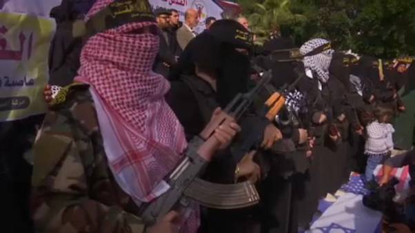 Αναβρασμός στον αραβικό κόσμο - Χιλιάδες ανταποκρίθηκαν στο κάλεσμα της Χεζμπολάχ