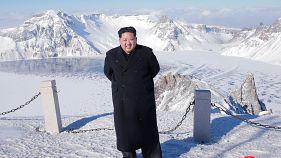 الزعيم الكوري يتحكم في الطقس