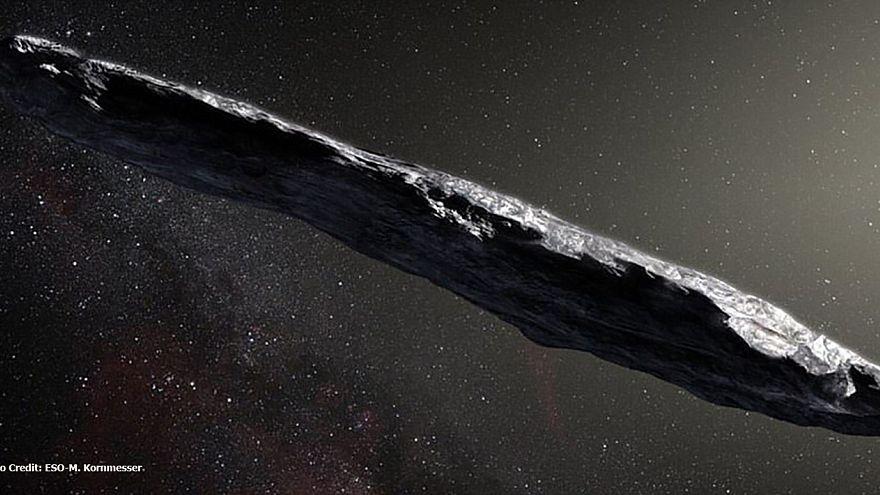 Σε αστεροειδή-πούρο ζουν εξωγήινοι;