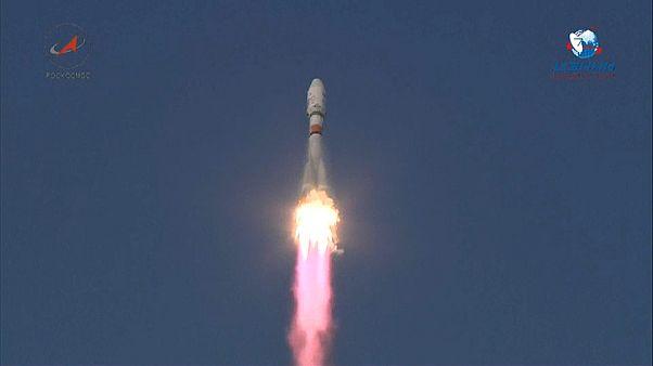 """Причина аварии ракеты-носителя """"Союз"""" - неверный алгоритм"""