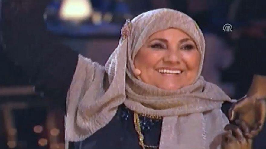İsveç'te 'Yılın Kahramanı' bir Türk kadını