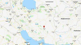 زمین لرزه ۶.۱ ریشتری شمال شرق کرمان را لرزاند