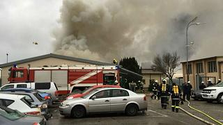 Italy declares state of emergency after Austrian gas plant blast