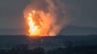 Austria: esplosione in un gasdotto di Baumgarten, stato di emergenza in Italia
