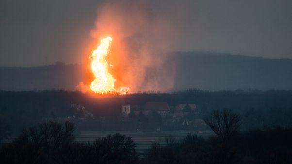 Αυστρία: Εκρηξη σε τερματικό σταθμό φυσικού αερίου