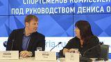 اللجنة الاولمبية الروسية تدعم مشاركة الرياضيين الروس في الاولمبياد الشتوي