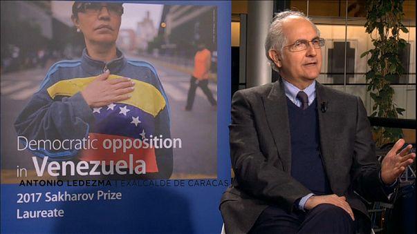 """Ledezma: """"En Venezuela no funciona el Estado de derecho"""""""