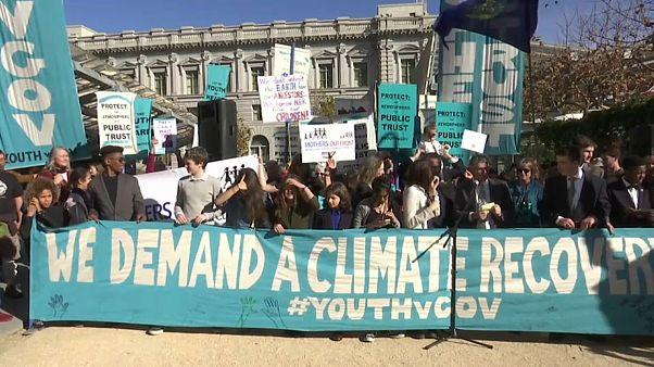 Молодежь Орегона против правительства США