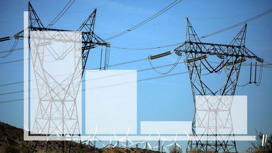 In welchem europäischen Land ist der Strom am teuersten?