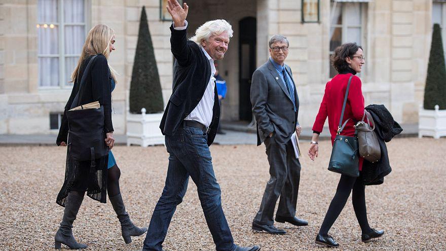Comienza en París la cumbre mundial sobre el cambio climático