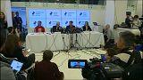 Συνέντευξη τύπου της Ρωσικής Ολυμπιακής Επιτροπής